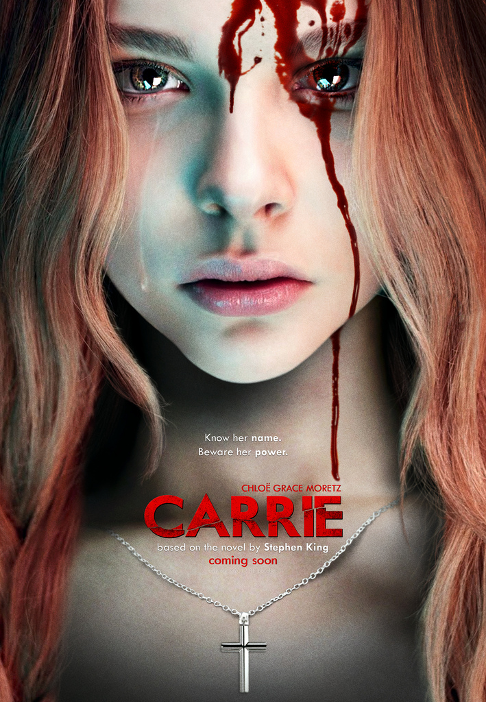 Carrie, A Estranha (2013) BDRip XviD Dual Audio Dublado – Torrent