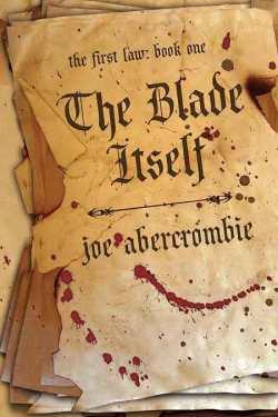 The Blade Itself capa