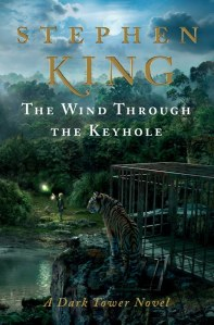 The Wind Through the Keyhole capa