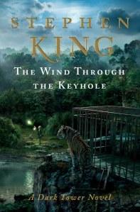 The Wind Through the Keyhole capa