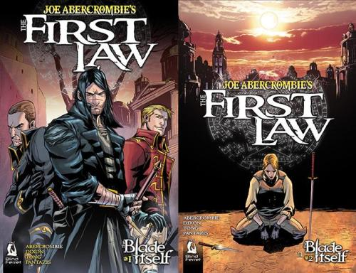 The First Law Graphic Novel