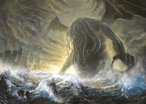 Resenha: O Chamado de Cthulhu, de H. P. Lovecraft
