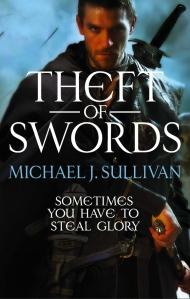 Theft of Swords capa