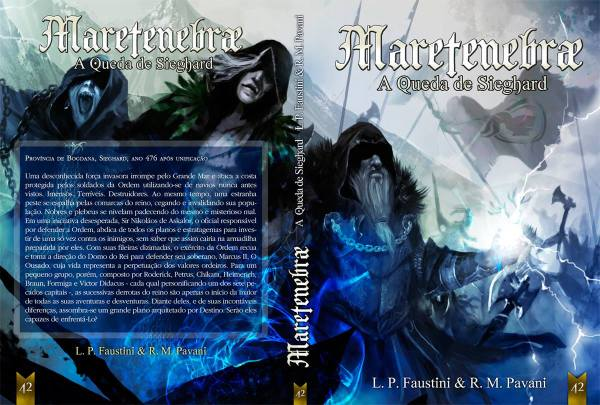 Maretenebrae segunda edição capa