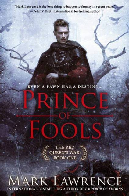 Prince of Fools capa