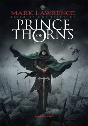 Prince of Thorns capa brasileira