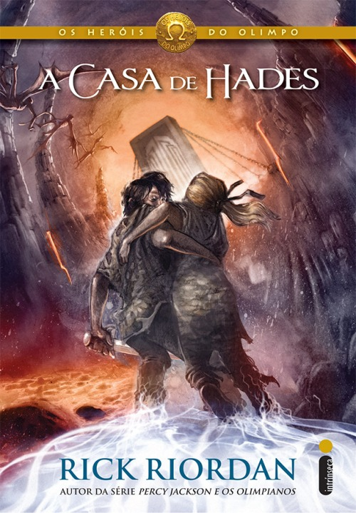 A Casa de Hades capa brasileira