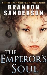The Emperor's Soul capa