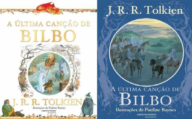 A última canção de Bilbo capa 3