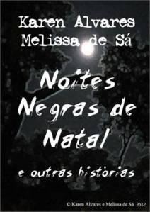 Noites negras de natal e outras histórias capa