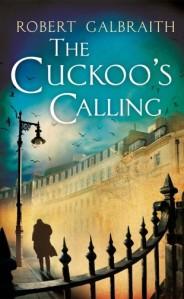 The Cuckoo's Calling capa