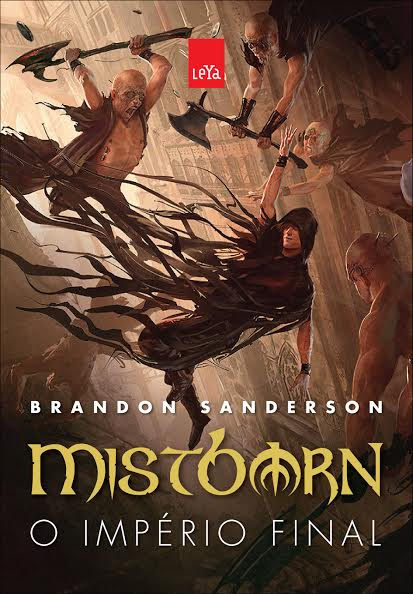 Mistborn 1 capa
