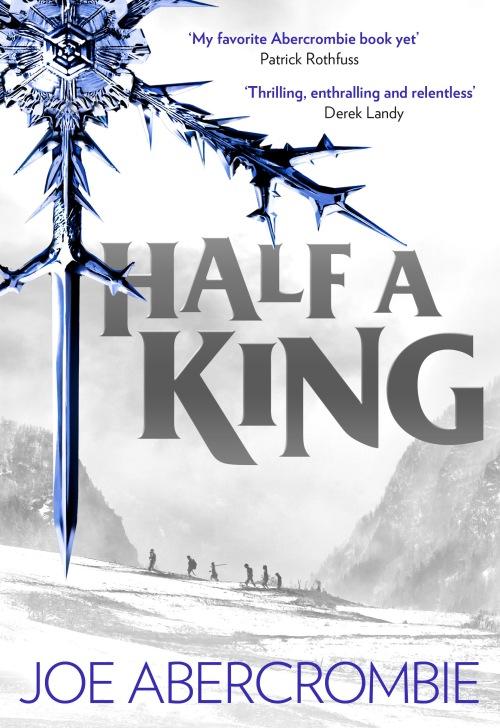 Half a King capa britânica