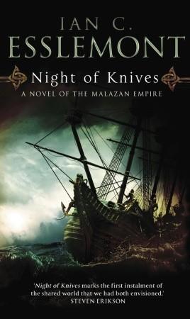 Night of Knives capa