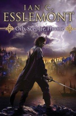 Orb, Sceptre, Throne capa