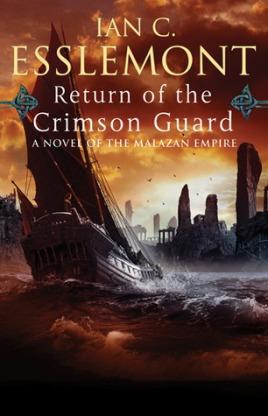 Return of the Crimson Guard capa