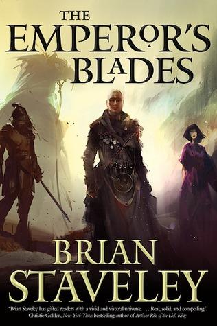 The Emperor's Blade capa
