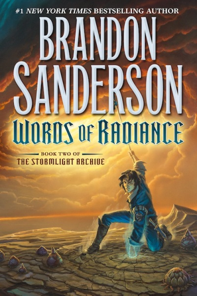 Words of Radiance capa