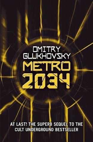 Metro 2034 capa