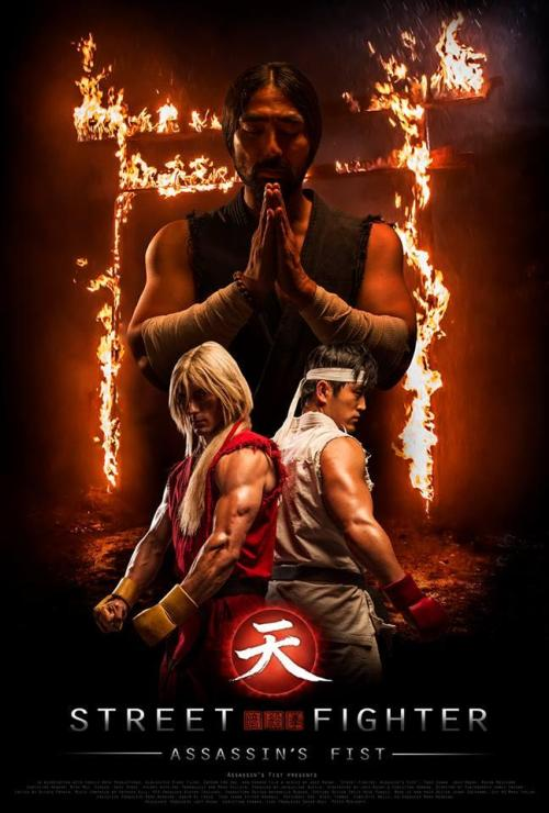 Resenha (série): Street Fighter - Assassin's Fist