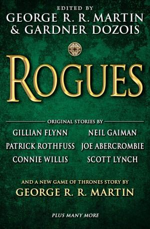 Capa da antologia Rogues