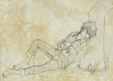 Bast Sleeping Fonte: kuro-art.deviantart.com