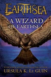 A Wizard of Earthsea capa