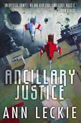 Ancillary Justice capa