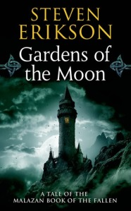 Gardens of the Moon capa