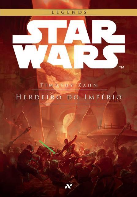 Star Wars Herdeiro do Império capa