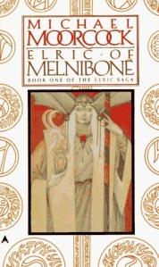 Elric of Melniboné capa