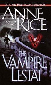 The Vampire Lestat capa