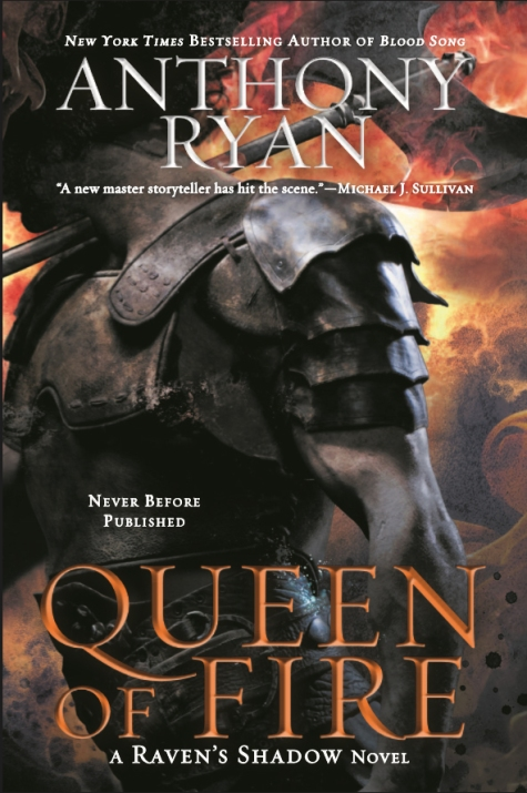 Queen of fire capa
