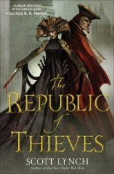 The Republic of Thieves capa