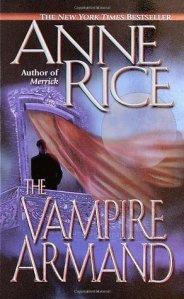 The Vampire Armand capa