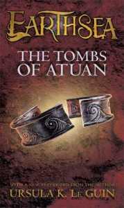 The Tombs of Atuan capa