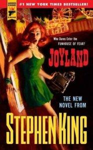 Joyland capa