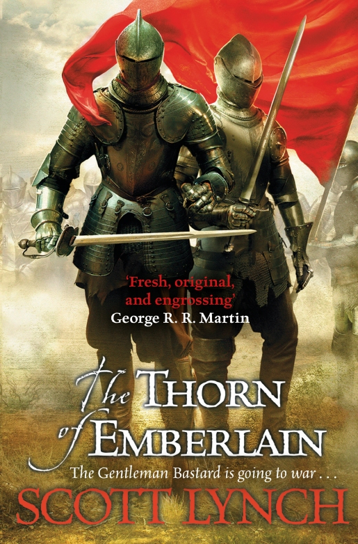 The Thorn fo Emberlain capa
