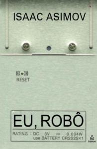 Eu Robô capa
