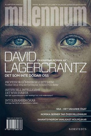 Millennium 4 edição sueca