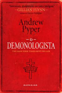 O Demonologista capa brasileira