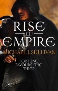 Rise of Empire capa
