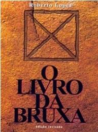 O livro da bruxa capa