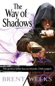 The Way of Shadows capa