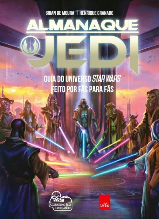 Almanaque Jedi capa oficial