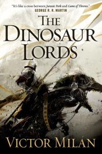 The Dinosaur Lords capa
