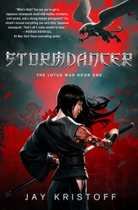 Stormdancer capa amer