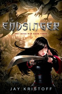 Endsinger capa