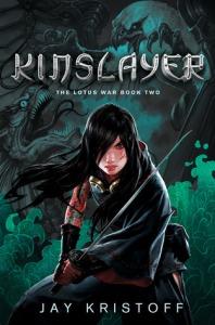 Kinslayer capa