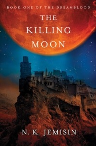 The Killing Moon capa